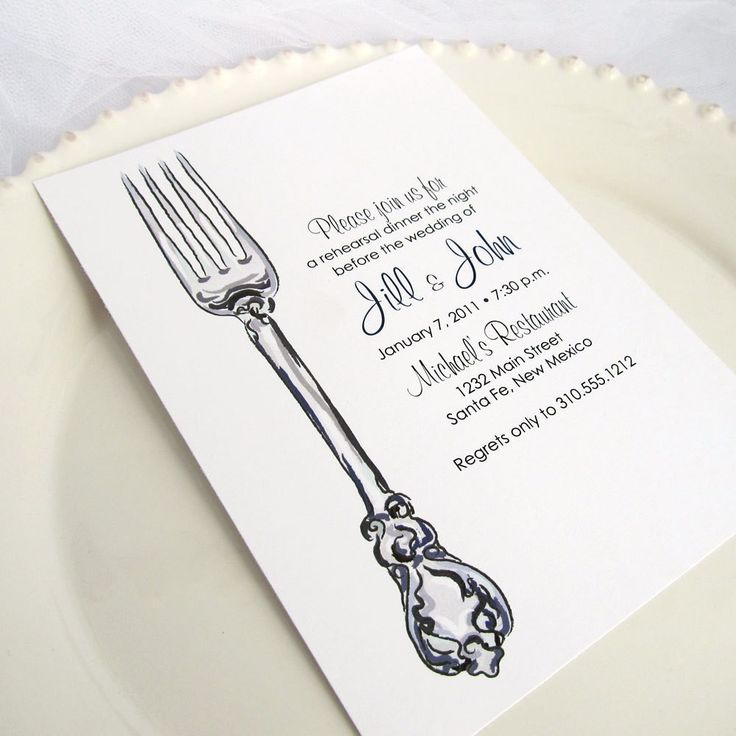 Cutlery clipart rehearsal dinner Etiquette Etiquette on Other Dinner