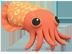 Platypus clipart octonauts Cuttlefish Wikia FANDOM Wiki Cuttlefish