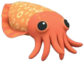 Cuttlefish clipart Octonauts Cuttlefish by FANDOM powered