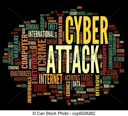 Cyber clipart physical bullying Attack royalty tag Cyber 987