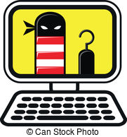 Cyber clipart joiner Cyber Clipart Cyber Crime Illustrations