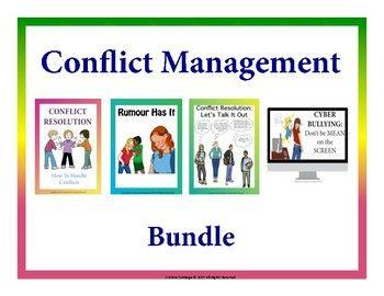 Cyber clipart conflict management Pinterest ideas Bundle Conflict Best