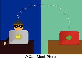 Cyber clipart cyber crime Illustration crime crime for cyber