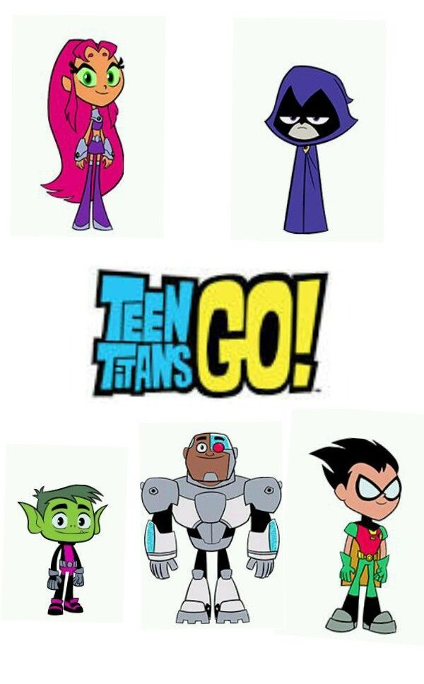 Cyborg clipart part Titans go titans titans Best