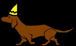 Birthday clipart dachshund Clip com Dachshund  Clip