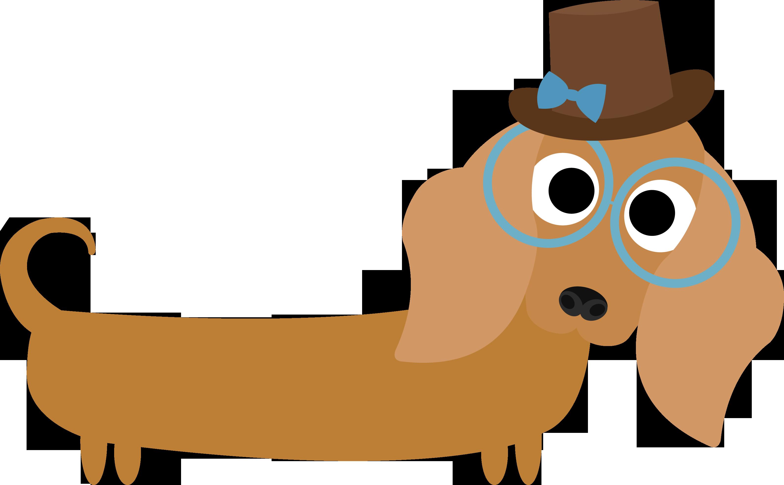 Birthday clipart dachshund  Free Cliparts clipart Dachshund