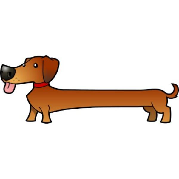 Birthday clipart dachshund Image #41419 dog Dachshund kid