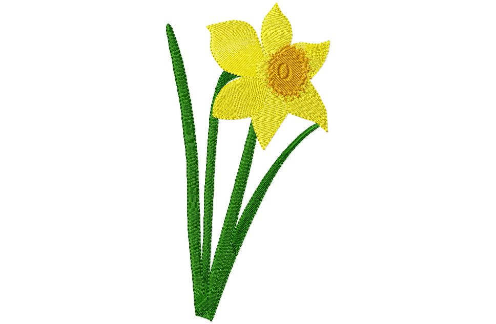 Daffodil clipart Free on Clip Art FREE