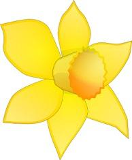 Daffodil clipart Daffodil Free Clipart Daffodil