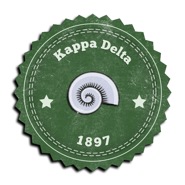 Dagger clipart kappa delta Kappa Delta Kappa Seal Stacy's