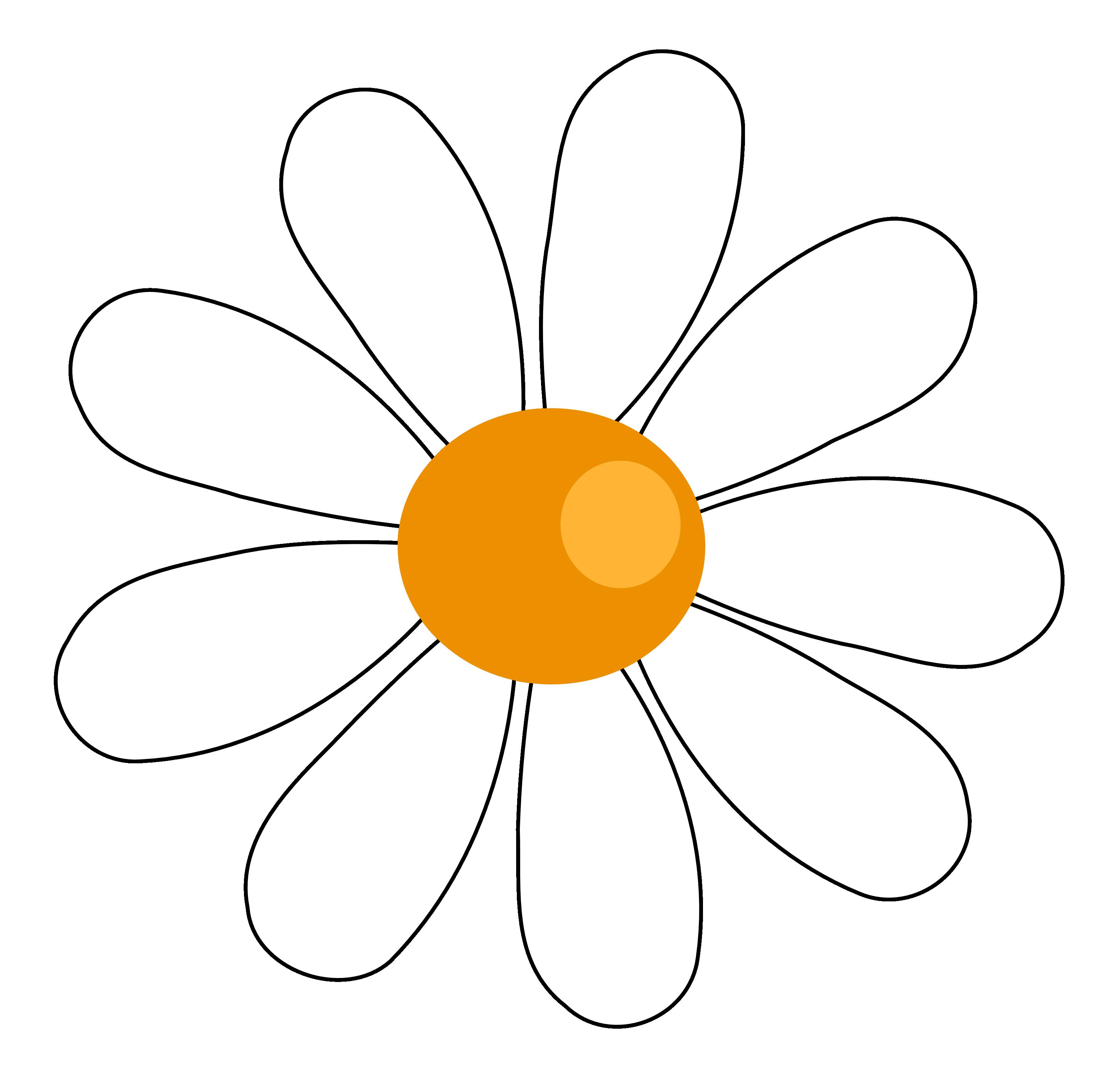 Daisy clipart Daisy art free clip Clipartix