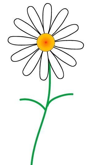 Daisy clipart Clip Daisy Clip Border Free