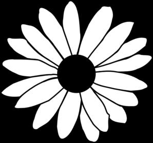 Daisy clipart Free domain public art 2