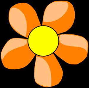 Daisy clipart Online Orange Art art Daisy