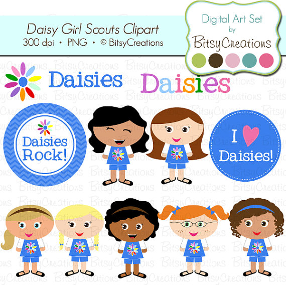 Brownie clipart plate Commercial Scouts Floral Clip Compot