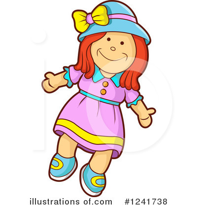 Doll clipart #7