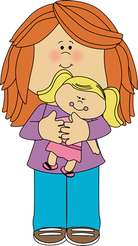 Doll clipart #13
