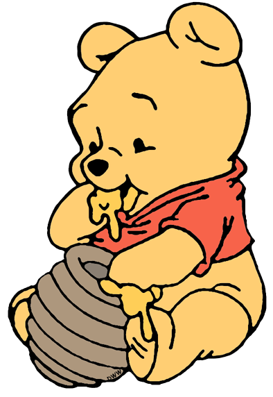 Doll clipart baby pooh #9