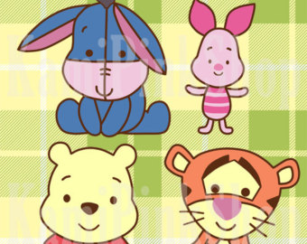Doll clipart baby pooh #14