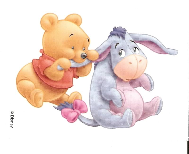 Doll clipart baby pooh #8