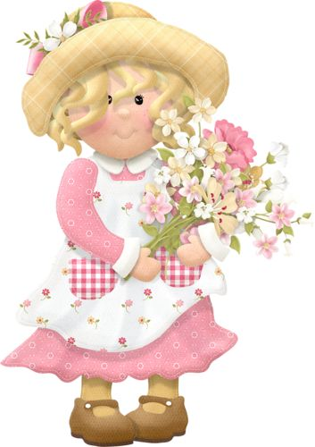 Doll clipart country Meadow on best 158 DOLLS