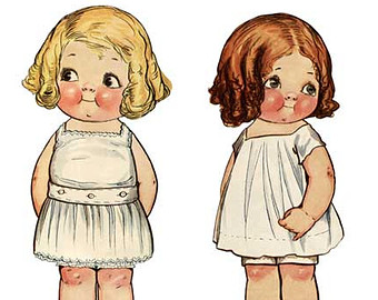 Doll clipart dolly Dingle Etsy IMAGE Art Doll