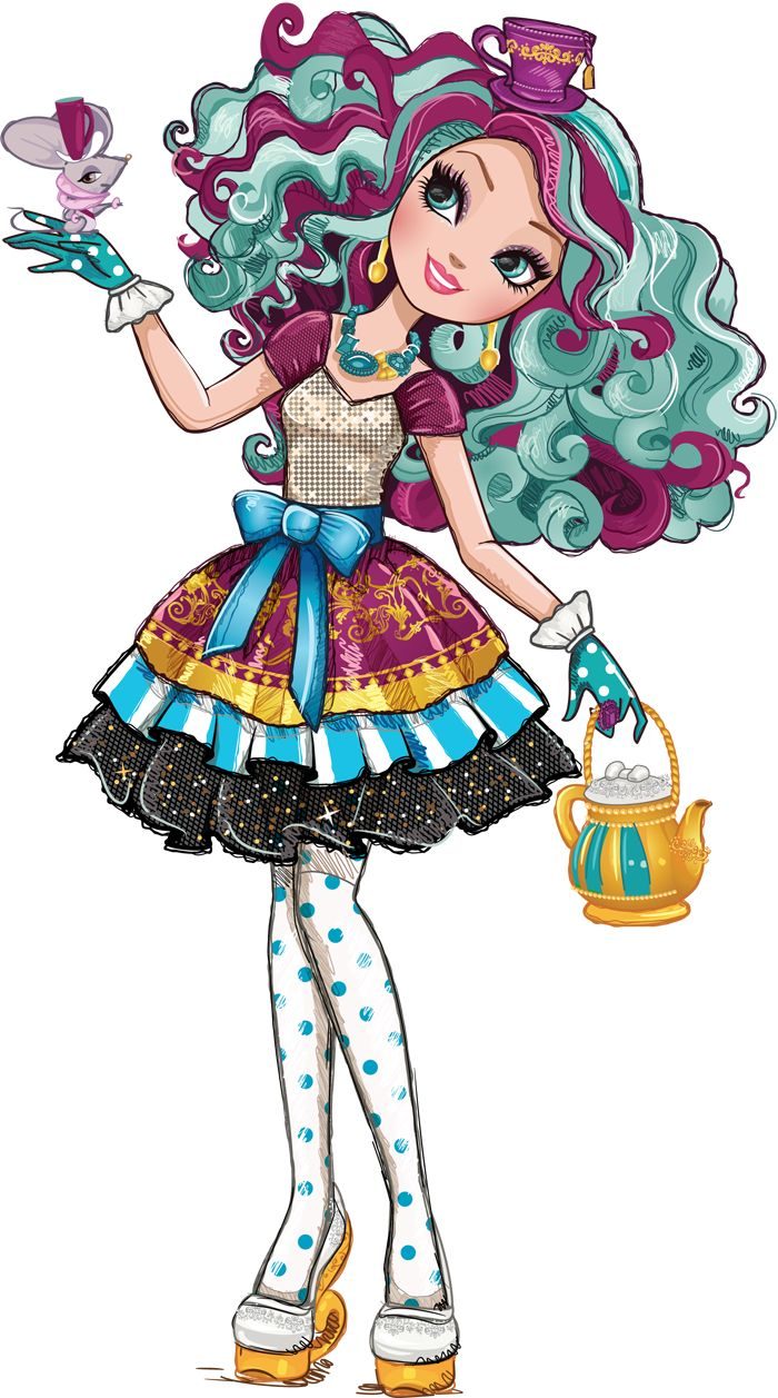 Doll clipart ever after high After images Find best high