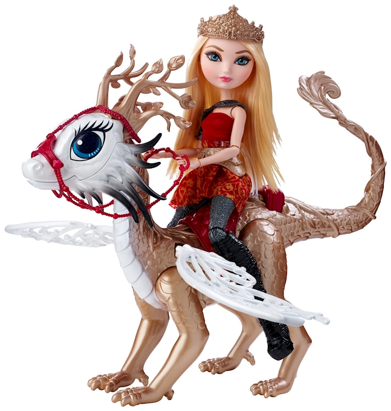 Doll clipart ever after high Doll High Ever Playsets Dragon