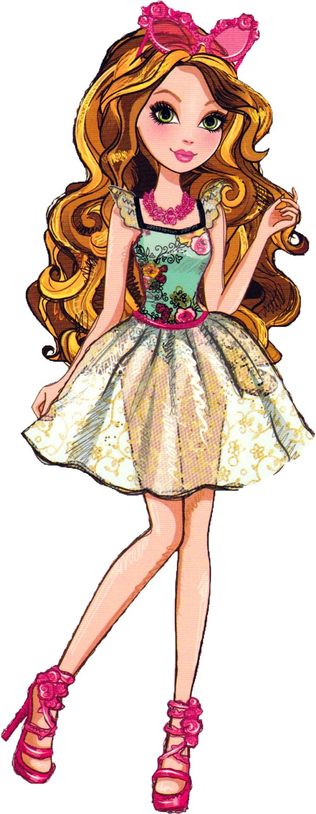Doll clipart ever after high After High Find on 216