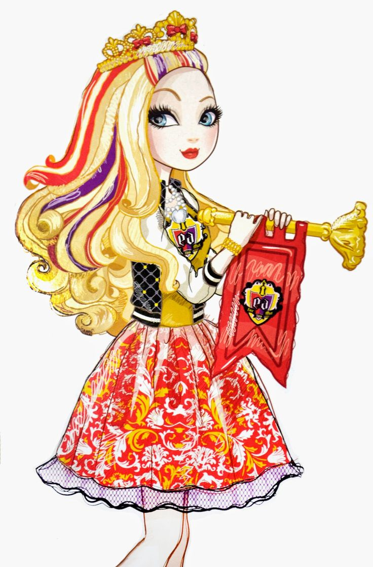 Doll clipart ever after high Apple High/Monster Ever on 226