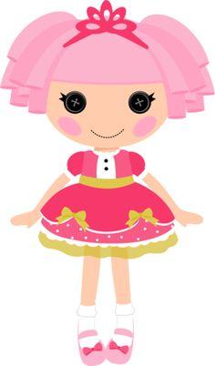 Doll clipart loopsy Grafos Lalaloopsy Lalaloopsy Minus Clip