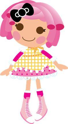 Doll clipart lalaloopsy Art Lalaloopsy Lalaloopsy Minus Clip