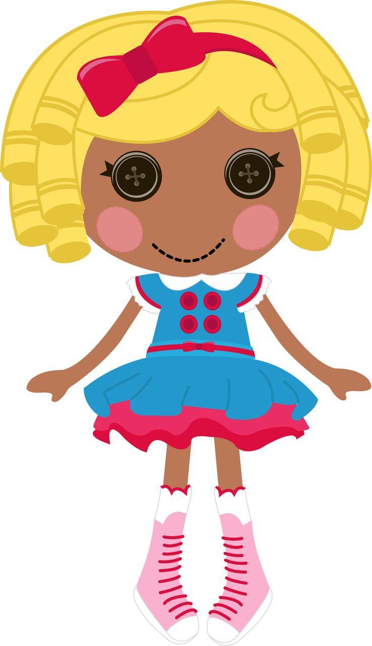Doll clipart loopsy Lalaloopsy Pinterest png 267 Minus