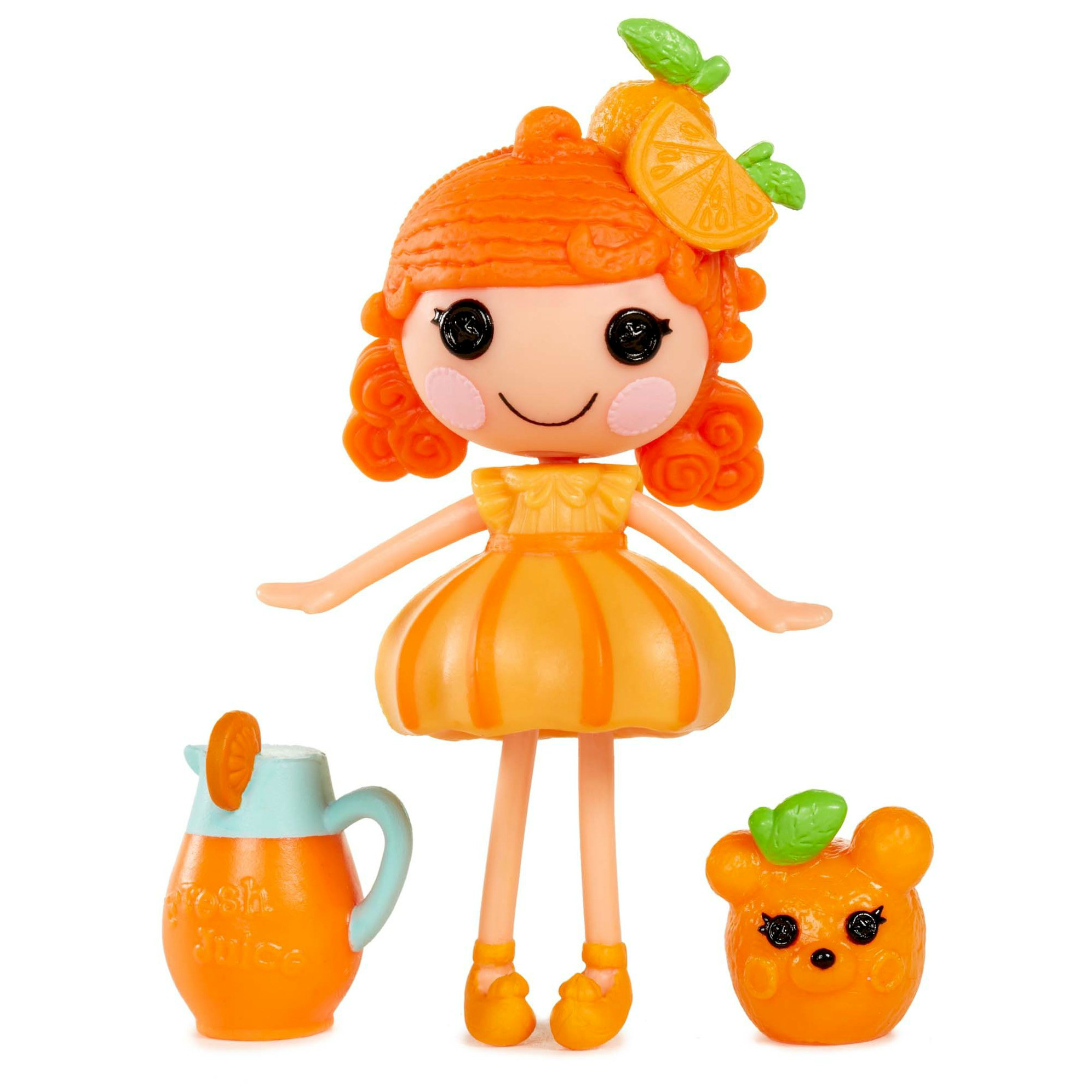 Tangerine clipart Wiki Tangerine Lalaloopsy  Land