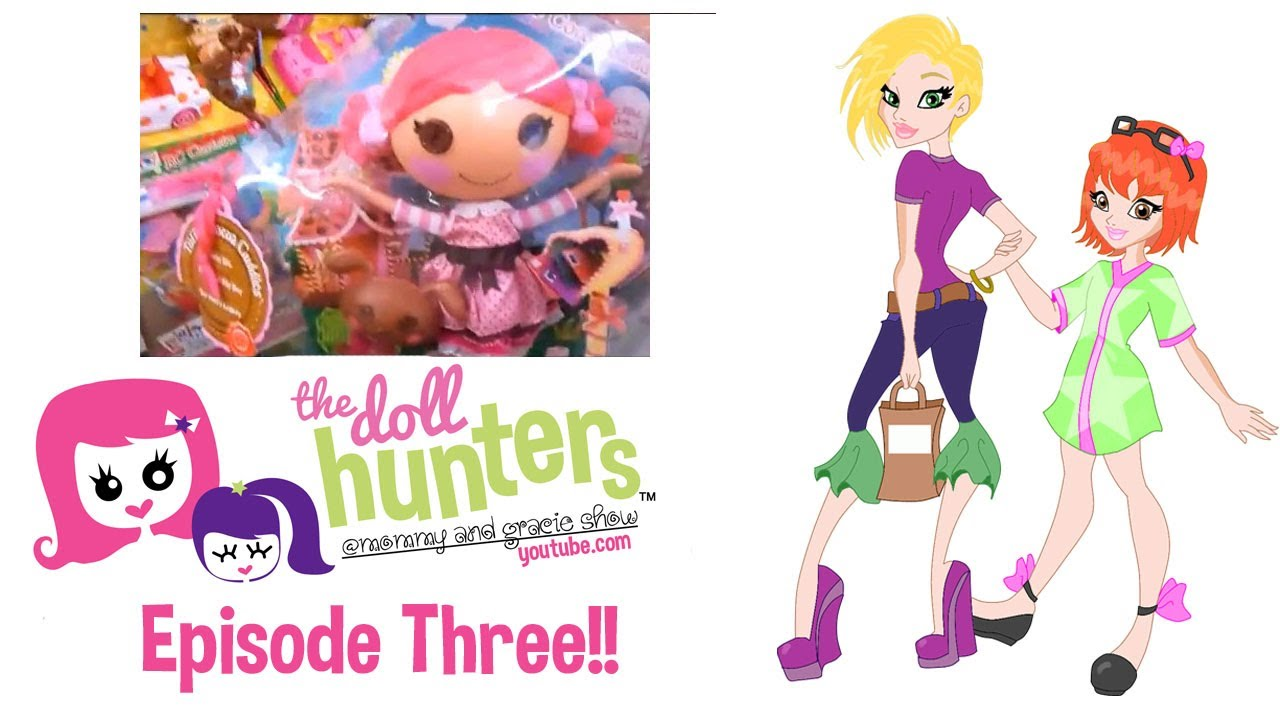 Doll clipart loopsy Doll Hunters  Doll Hunt