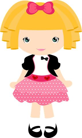 Doll clipart loopsy Lala 120 muñequitos best on