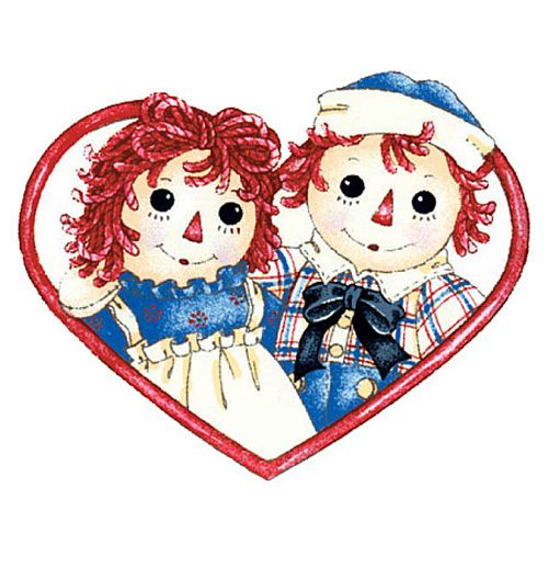 Doll clipart raggedy ann and andy Decals Stickers & Ann on