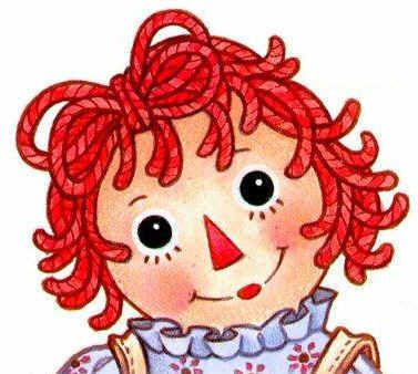 Doll clipart raggedy ann and andy As doll images Andy kid