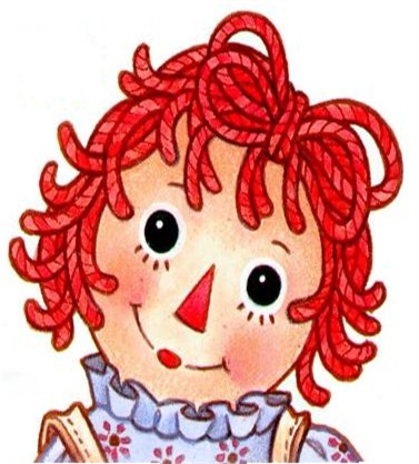 Doll clipart raggedy ann and andy Clipart Collection annie  raggedy