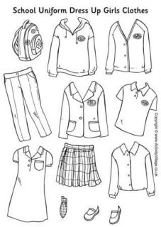 Uniform clipart boy dress up Clip Cliparts clipart Art Doll