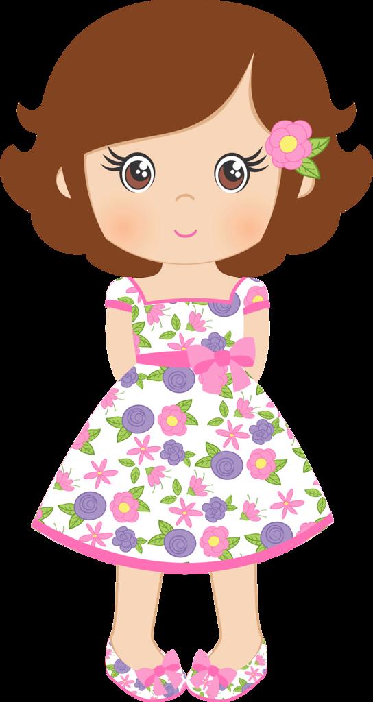 Doll clipart shabby Girl Shabby Chic Pinterest B