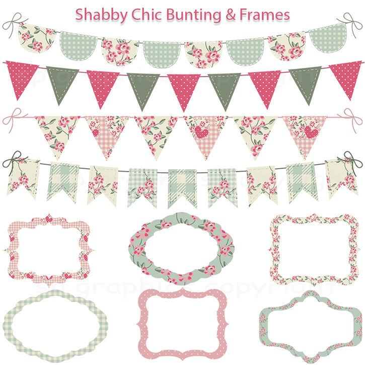 Cage clipart shabby chic Shabby Border Shabby Clipart cliparts