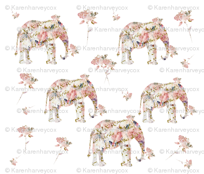 Doll clipart shabby Fabric collection shabby chic doll