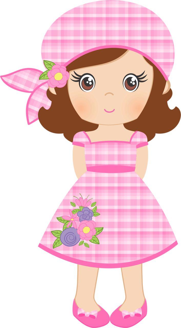 Doll clipart shabby Minas Яндекс Pinterest 618 best