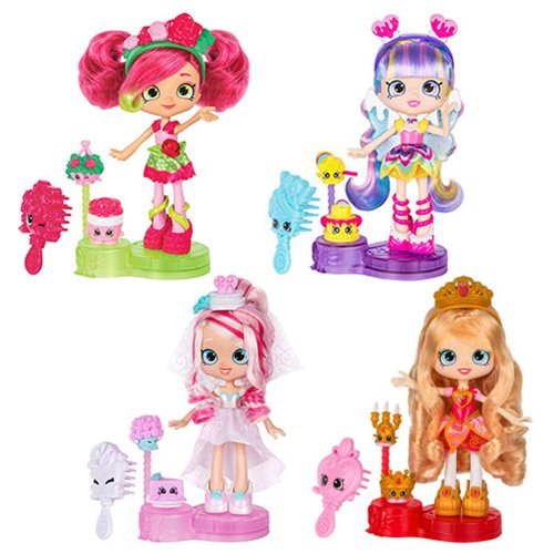 Doll clipart shopkins Series Shoppies Party Party