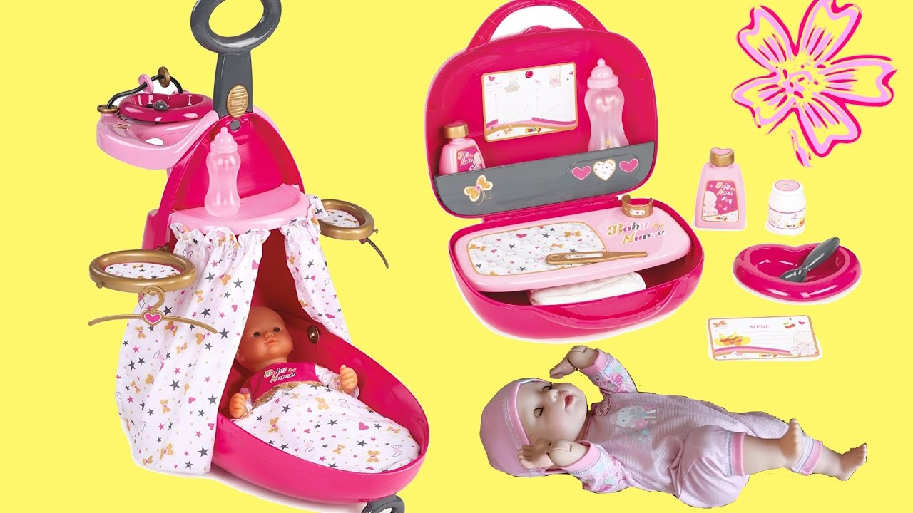 Doll clipart sick To Dolls Nursery Send Suitcase