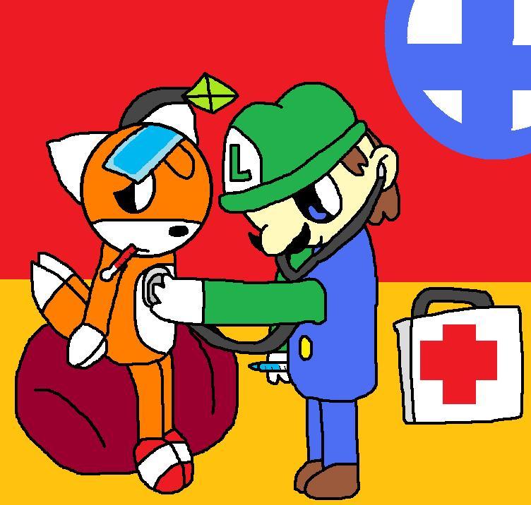 Doll clipart sick Doll Tails Sick pokemonlpsfan Weegee