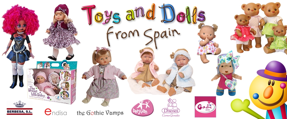 Doll clipart spain And from Toys Dolls Distributors