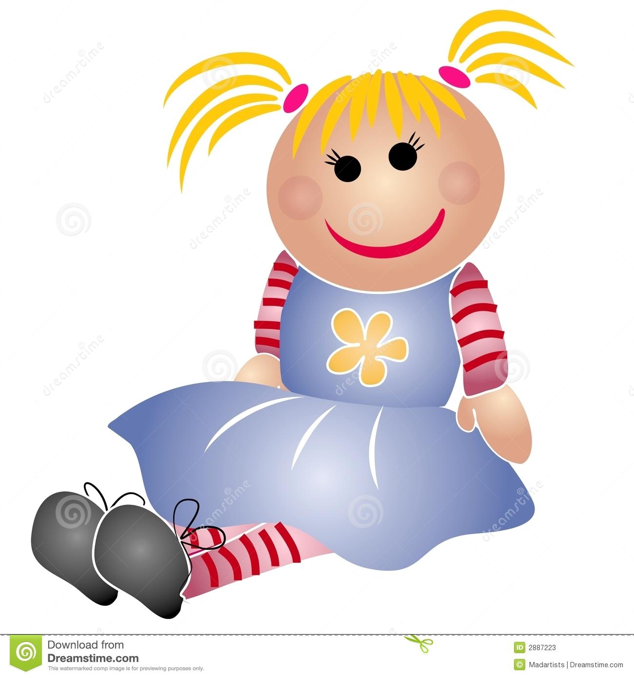 Blue Dress clipart doll Art Doll Clipart doll%20clipart Clip