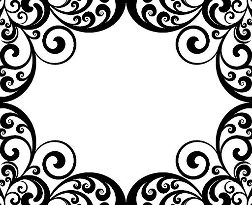 Damask clipart Damask Pictures collection clipart Swirl